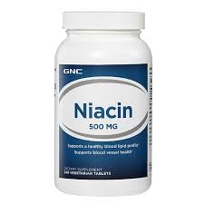 niacin for cholesterol
