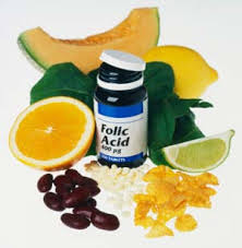 Folic Acid - Nutrients To Lower Homocysteine