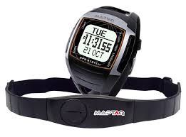 Heart Rate Monitor - Wristband and Chest Strap