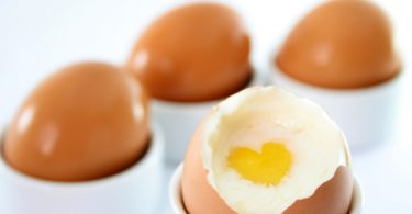 Cholesterol in Eggs - Whites and Yolks