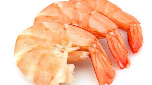 Shrimp Cholesterol Count